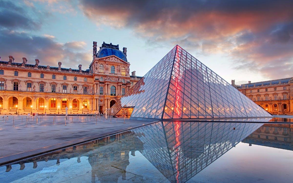 Louvre Musuem Paris