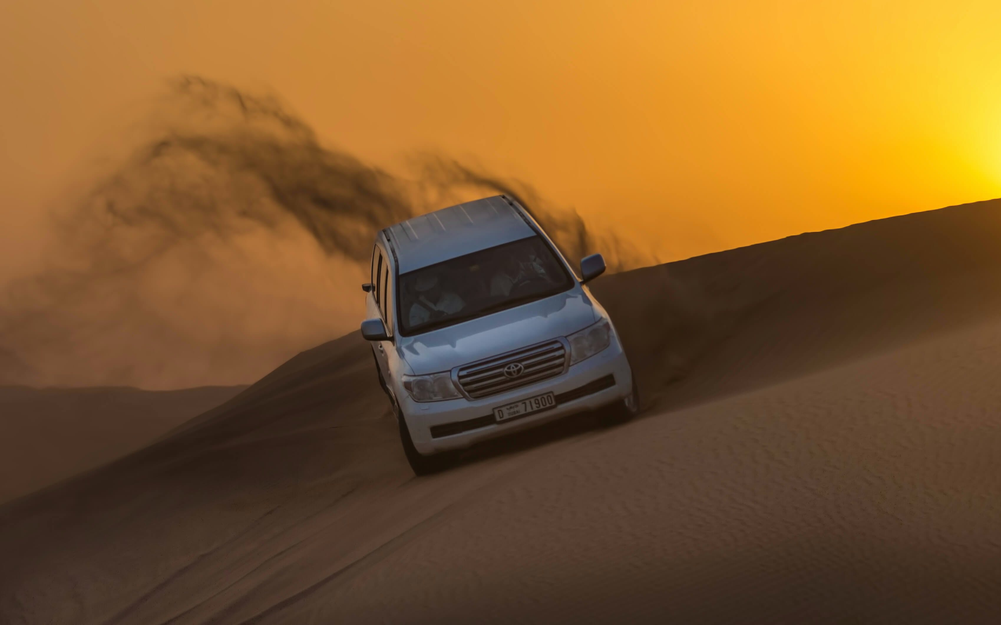 best desert safari dubai