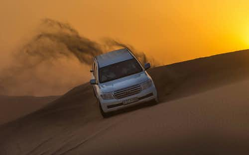 Dubai Desert Safari Guide