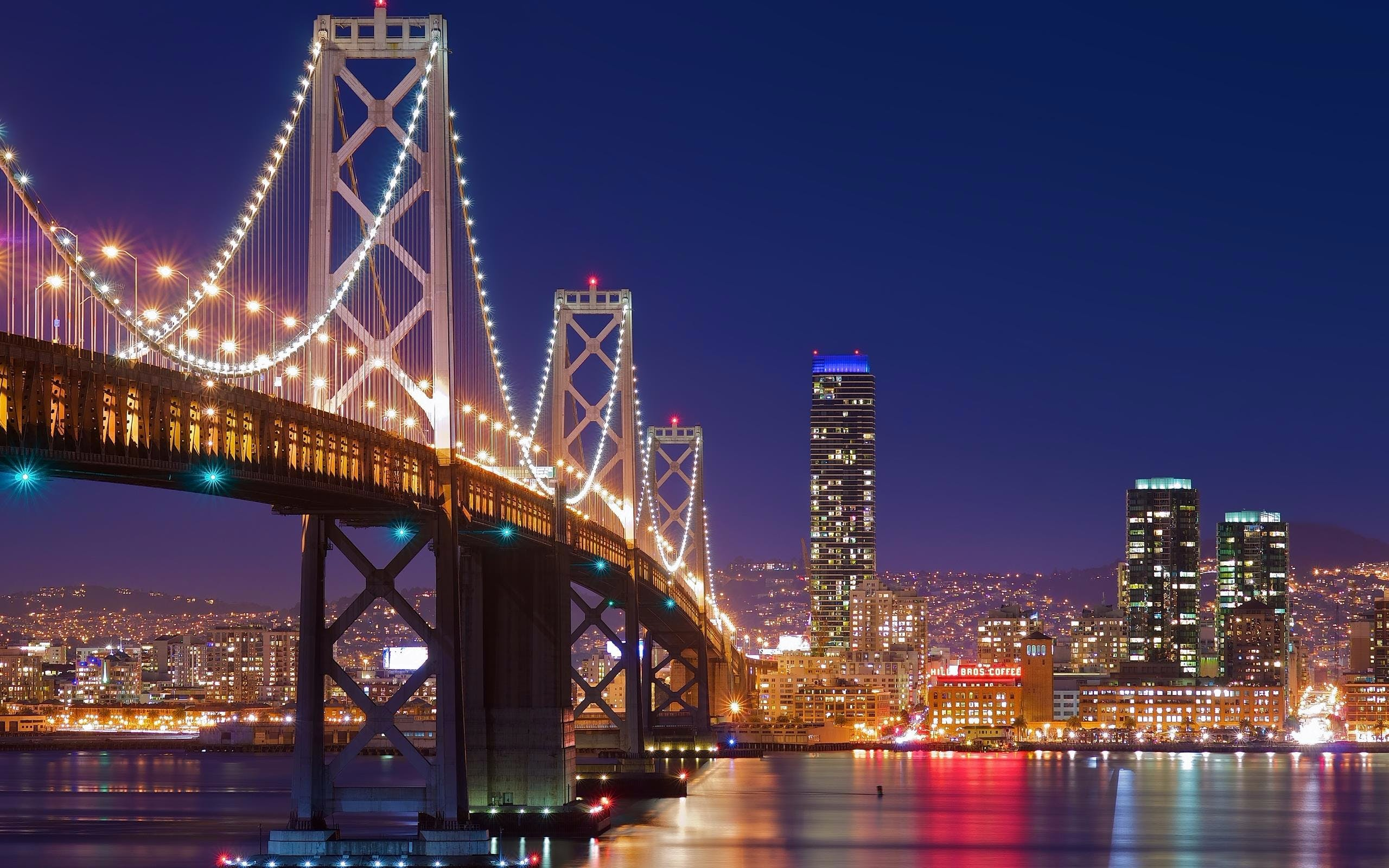 Guided San Francisco Night Tour