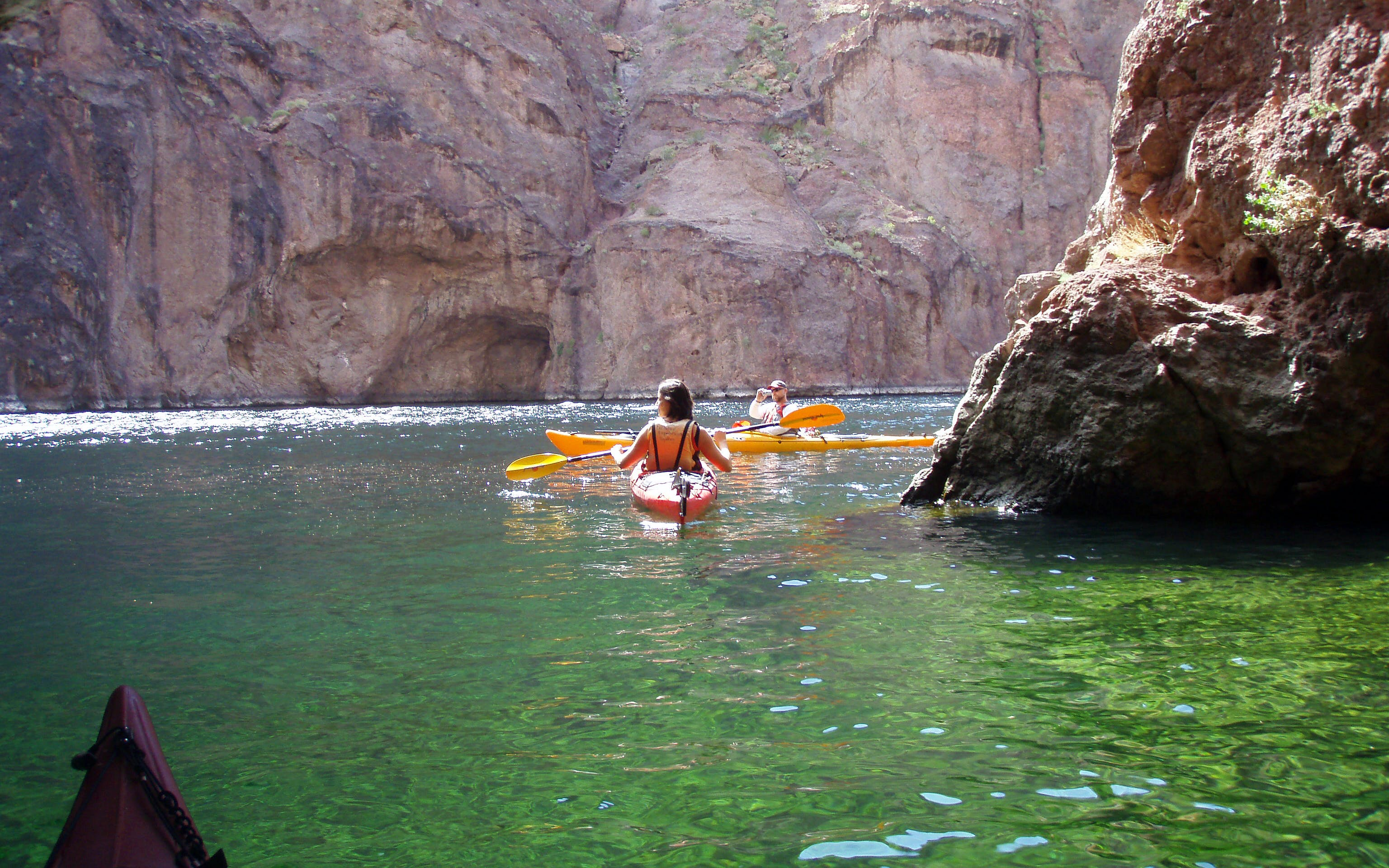 guided full day black canyon kayaking tour-3