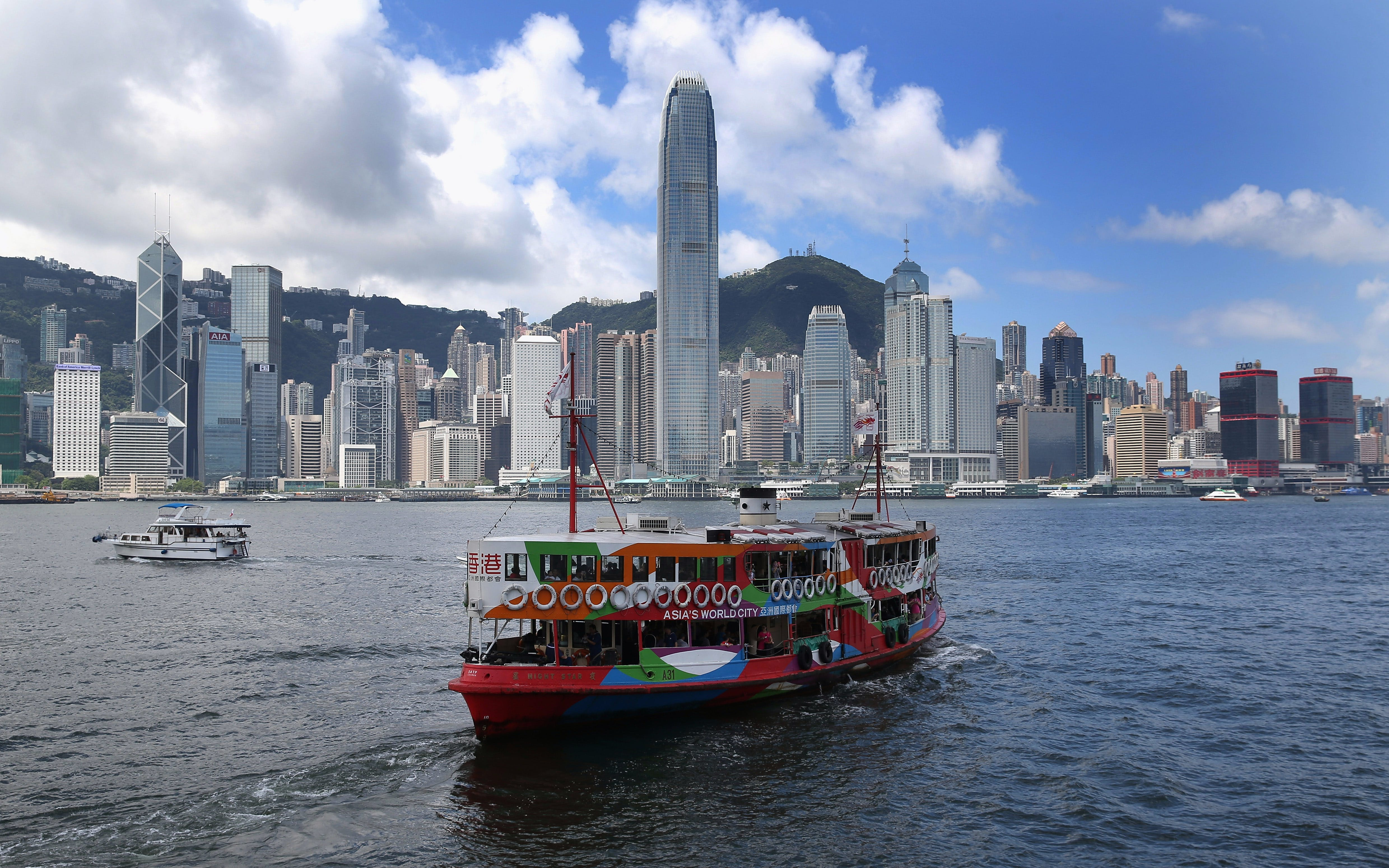 star ferry harbor tour-3