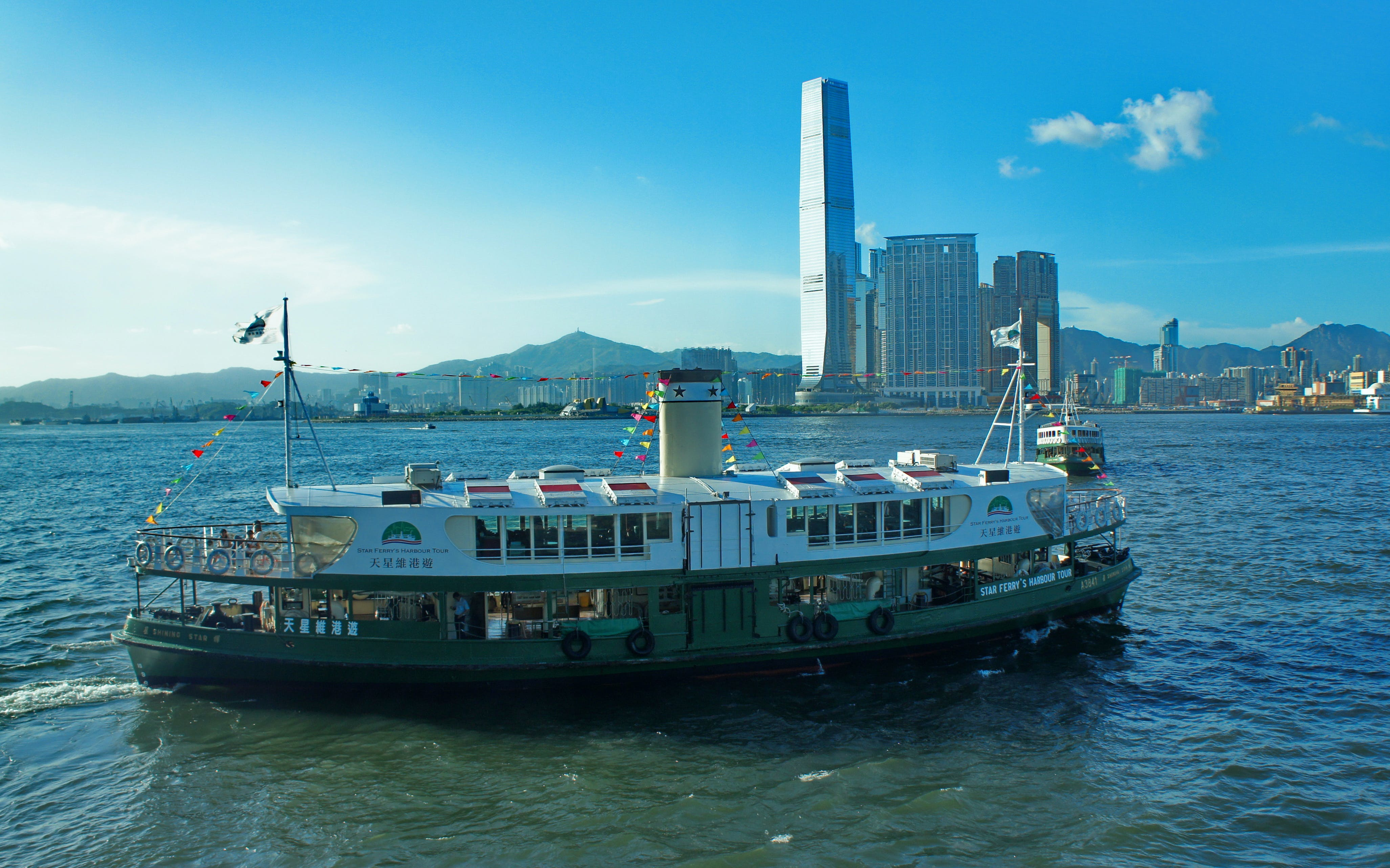 star ferry harbor tour-2