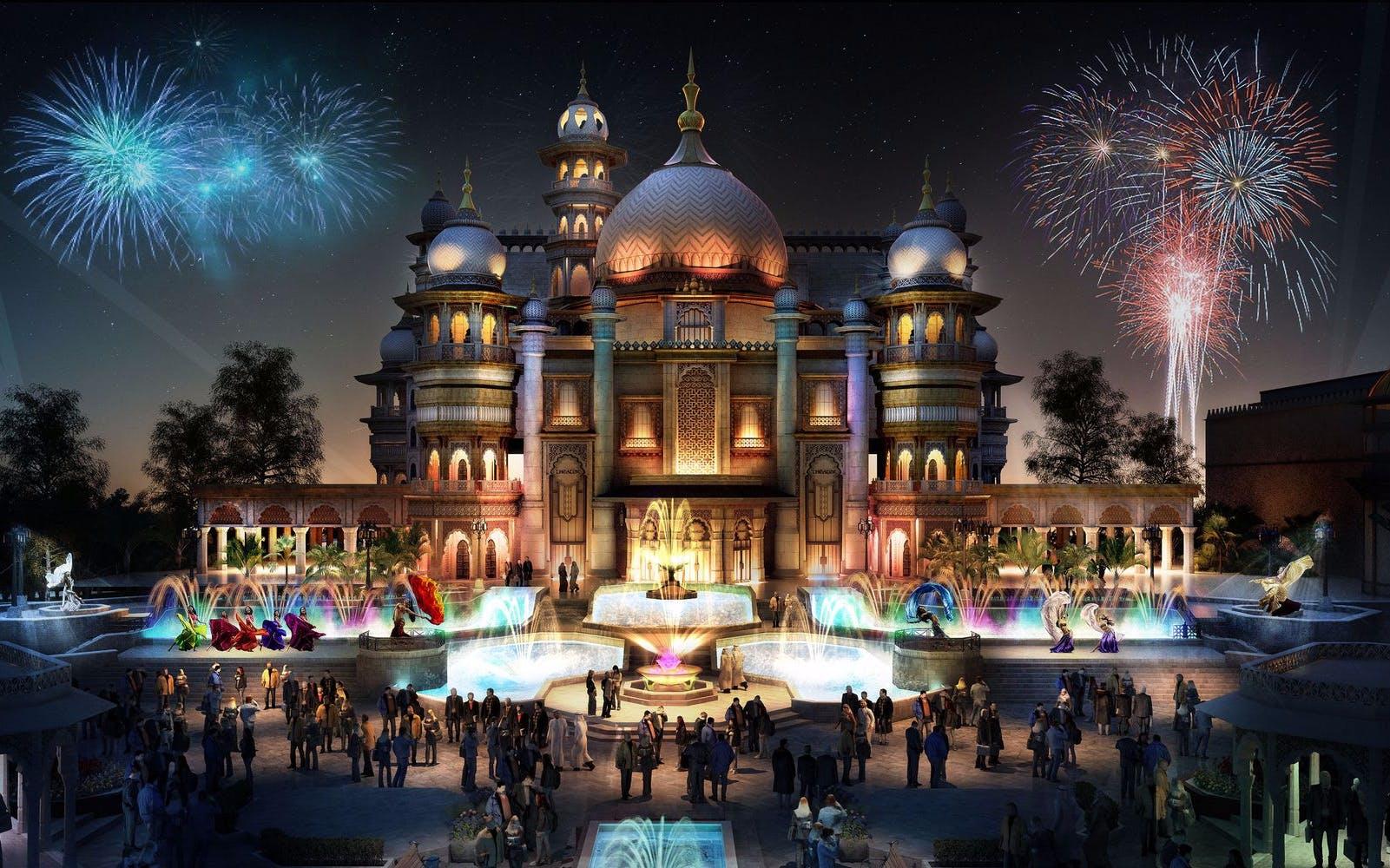 Best Theme Parks Dubai - Aquaventure - 1