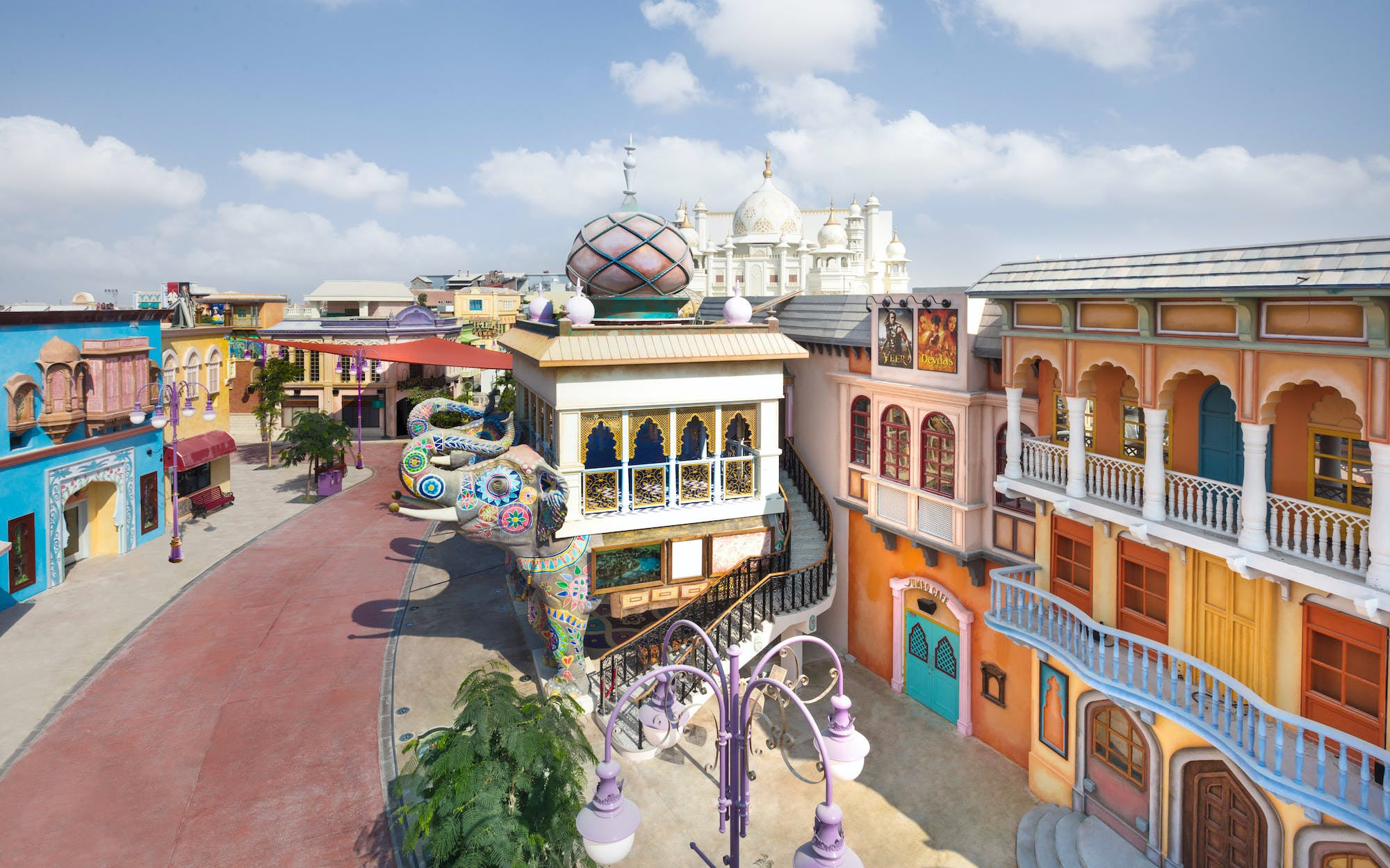 bollywood parks dubai with transfers-4