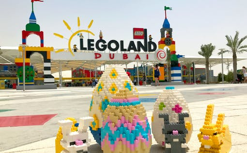 LEGOLAND Dubai with Transfers