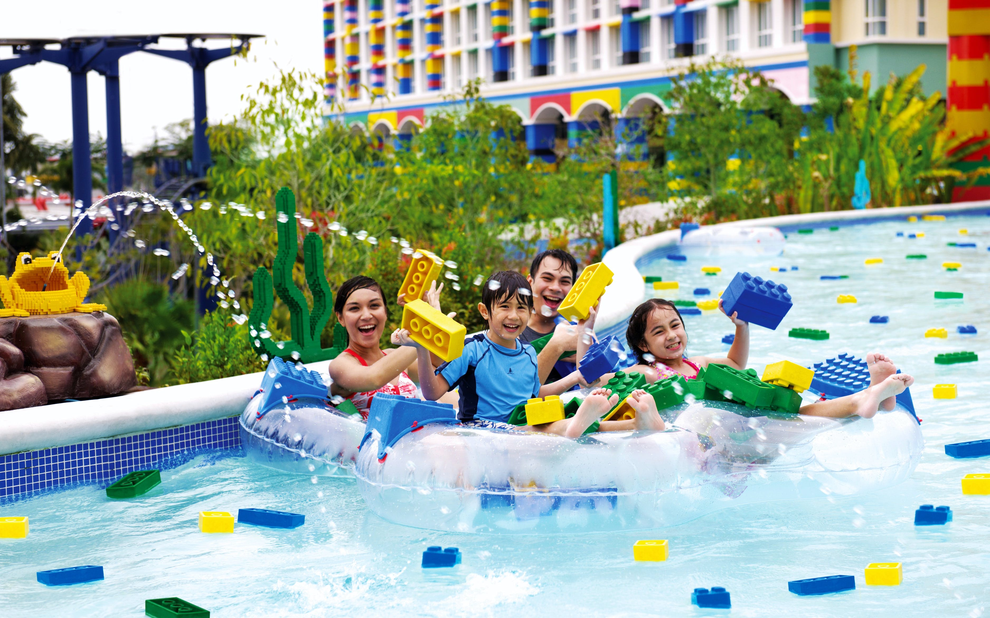 LEGOLAND Waterpark with Unlimited F&B
