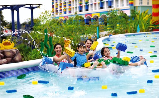 LEGOLAND Waterpark with Transfers