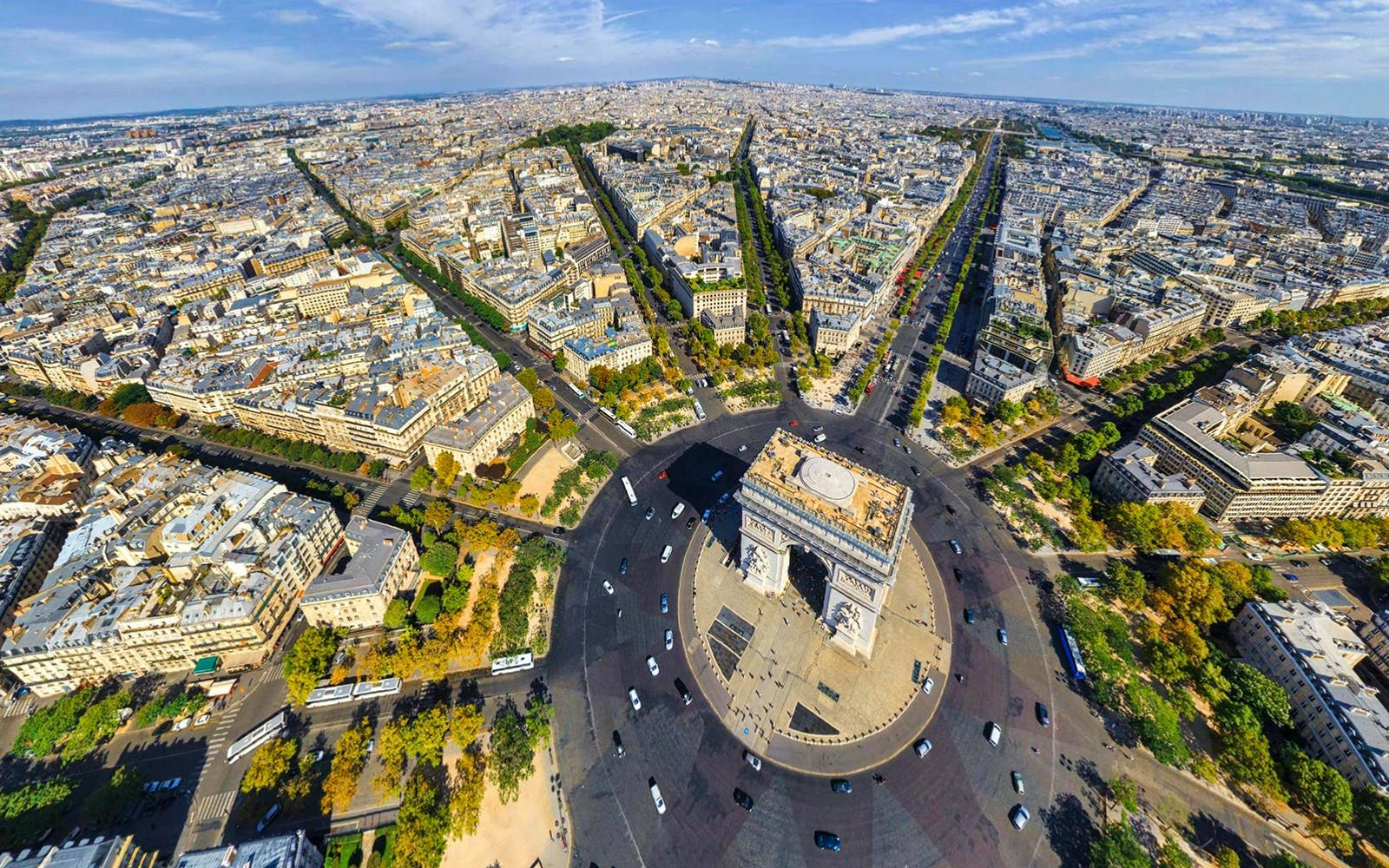 skip the line: arc de triomphe rooftop tickets-4