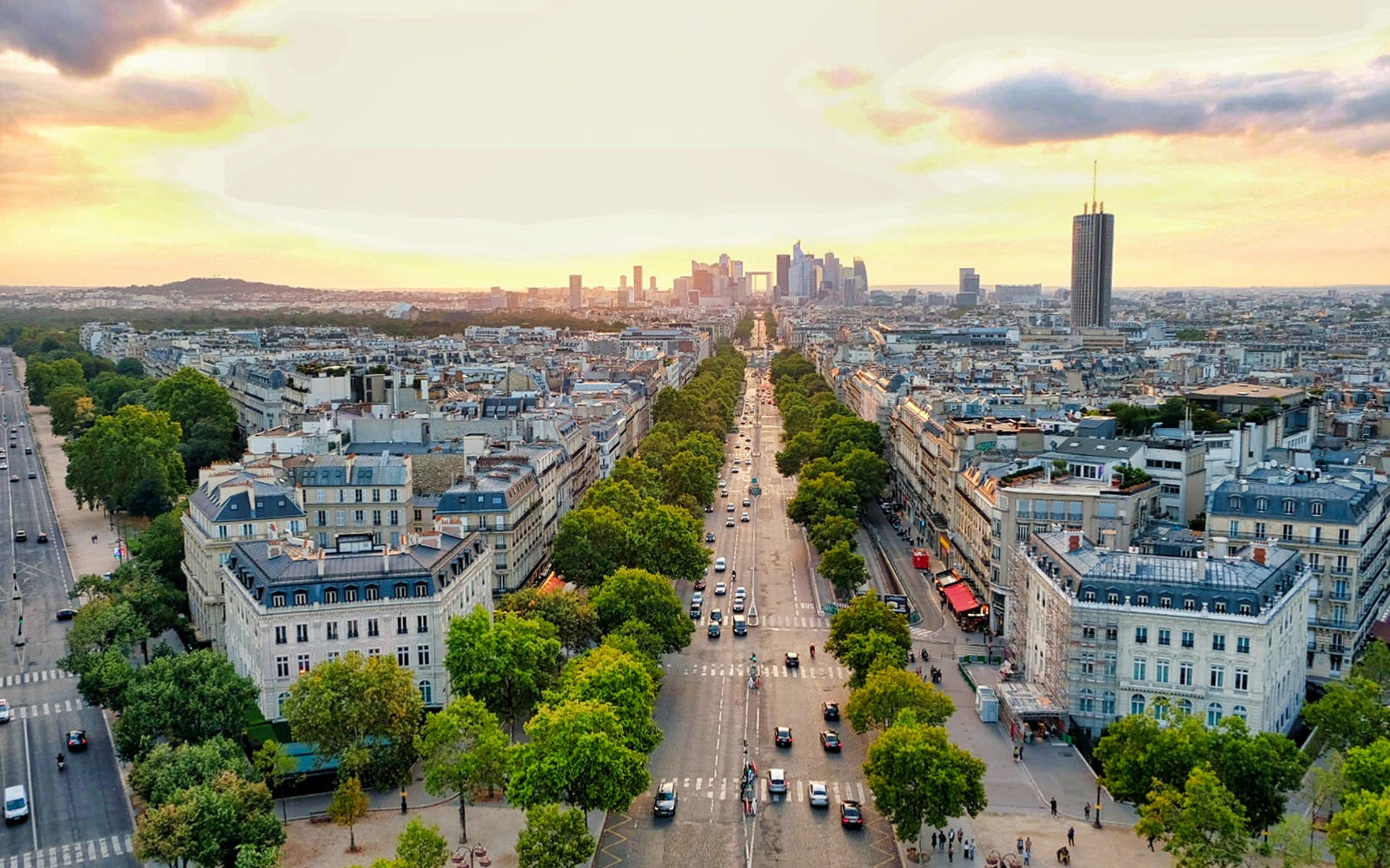 skip the line: arc de triomphe rooftop tickets-2