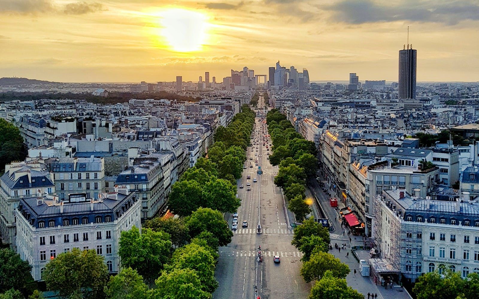 skip the line: arc de triomphe rooftop tickets-5