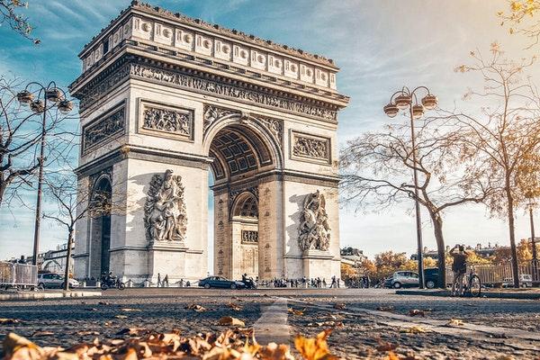 Arc de Triomphe reopening post Coronavirus