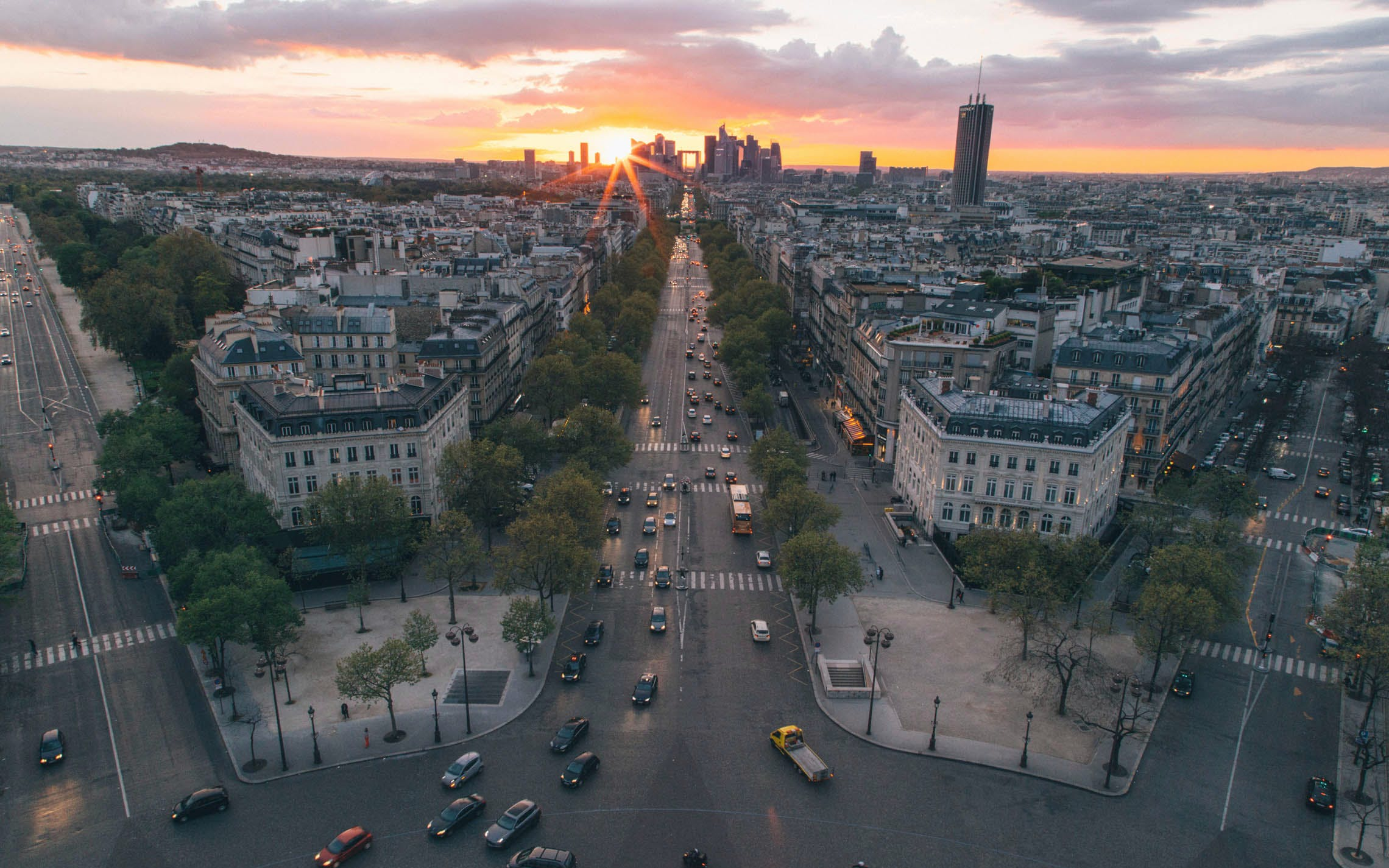 skip the line: arc de triomphe with rooftop access + seine river cruise combo-2