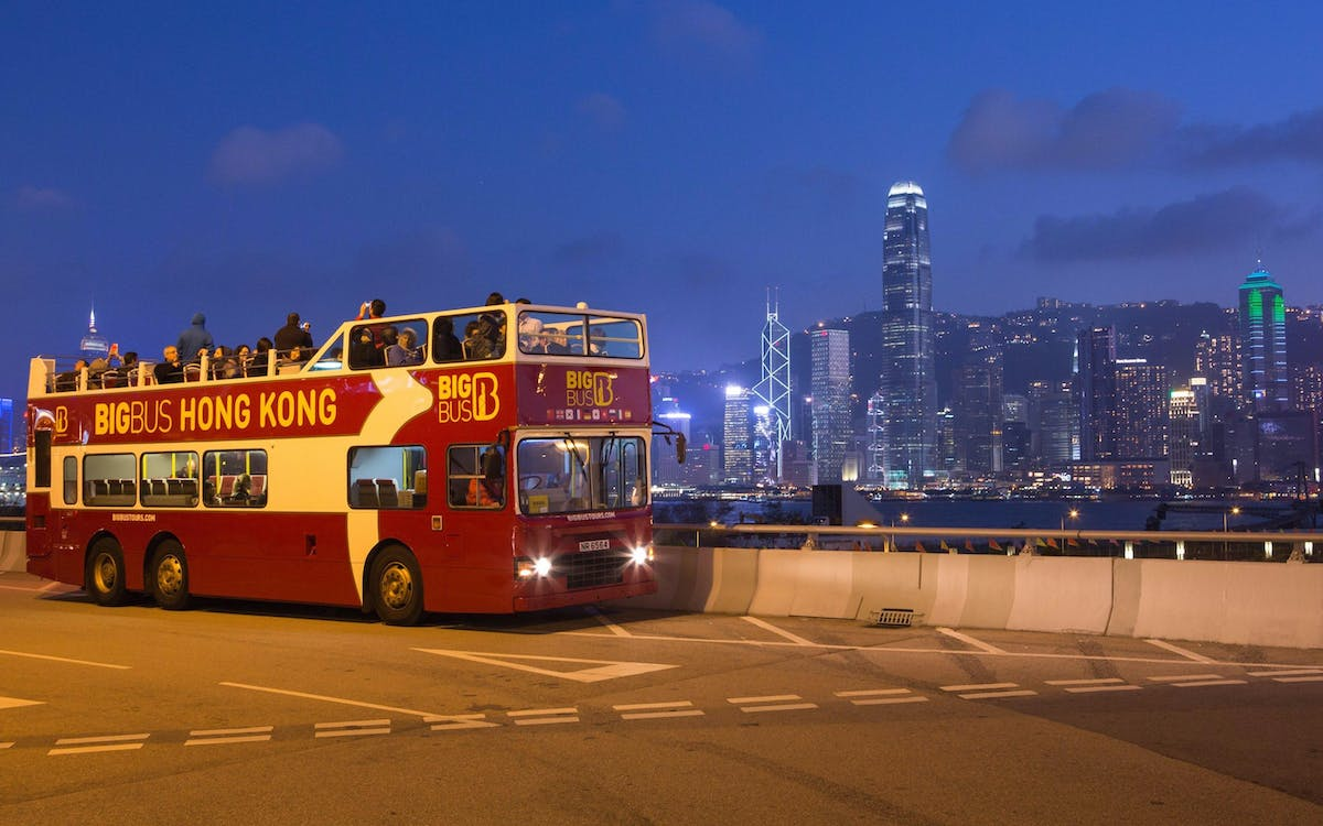 big bus hong kong hop-on hop-off tour-1