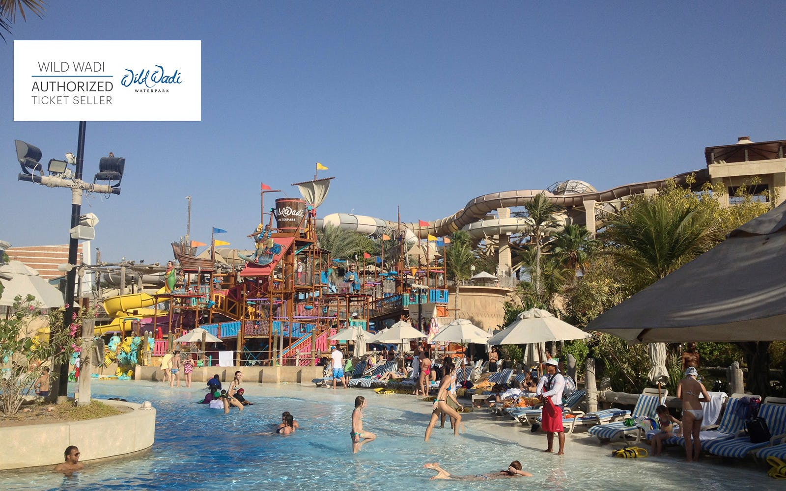 wild wadi waterpark with transfers-3
