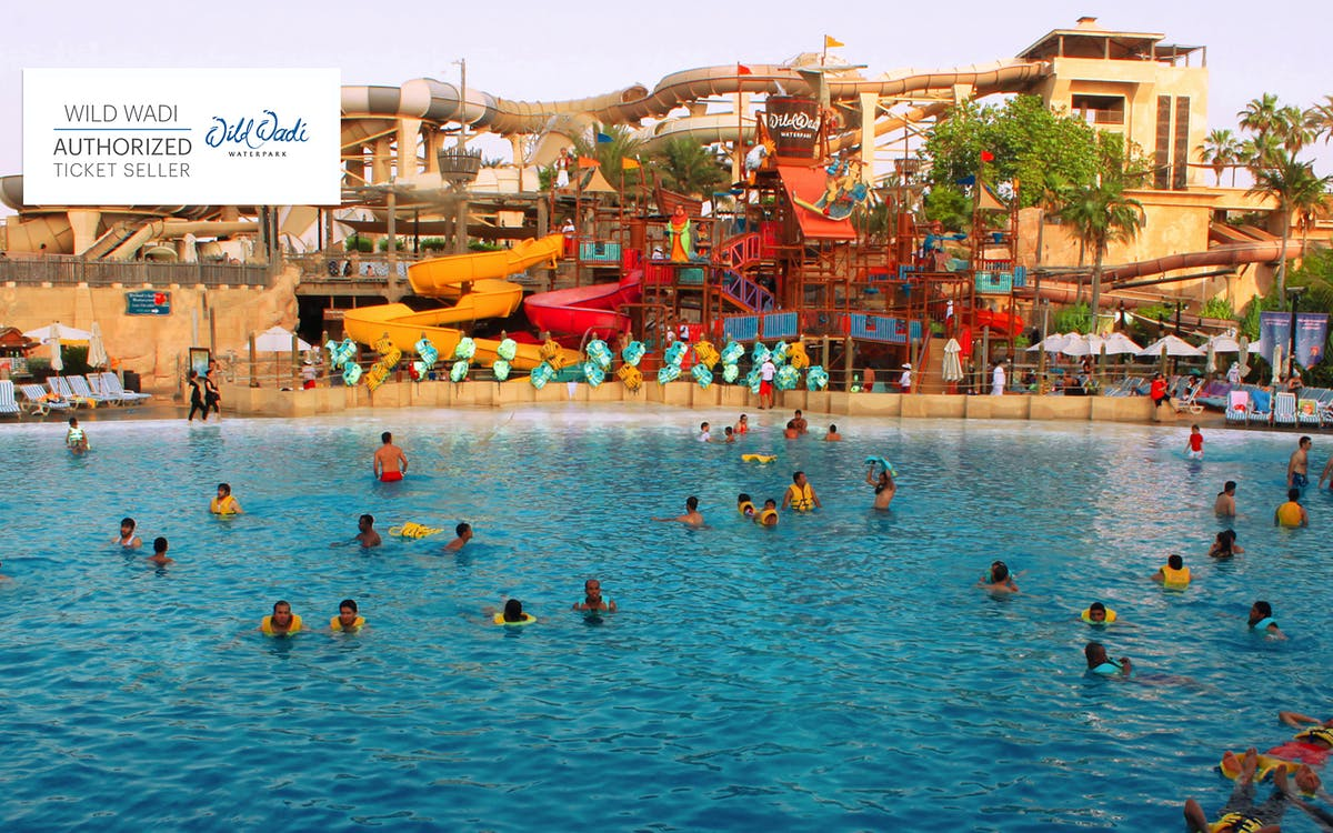 wild wadi waterpark with transfers-1