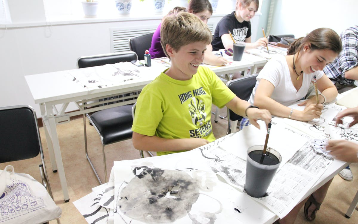 chinese painting class-3