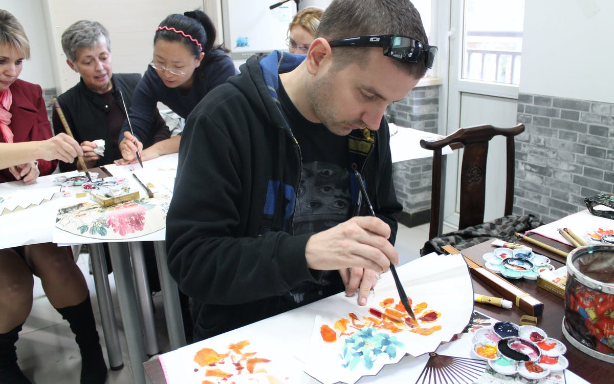 chinese painting class-1
