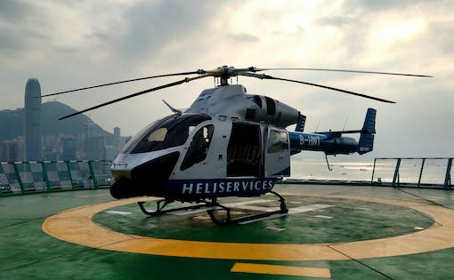 City Scenic Private Helicopter Tour