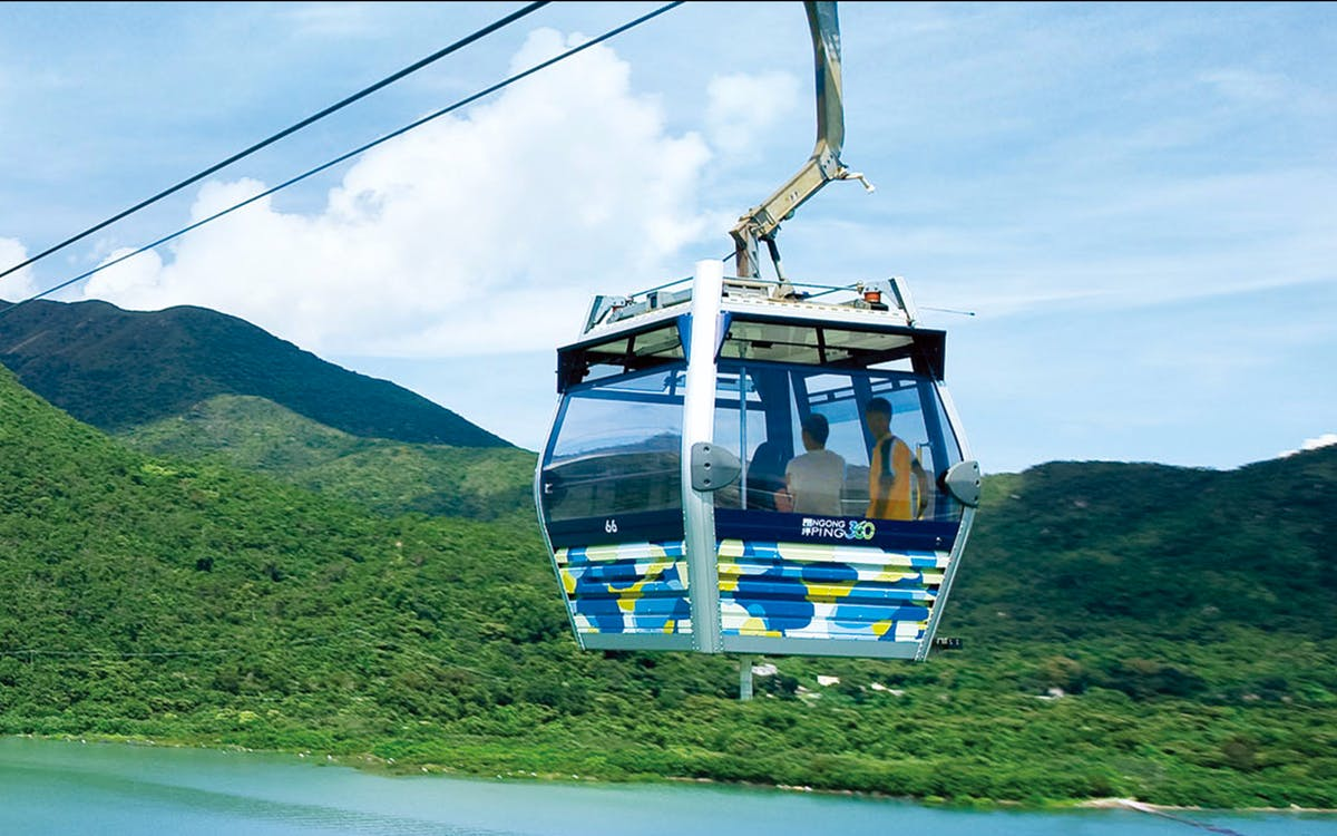 360 lantau - sky, land and sea explorer's day pass-3