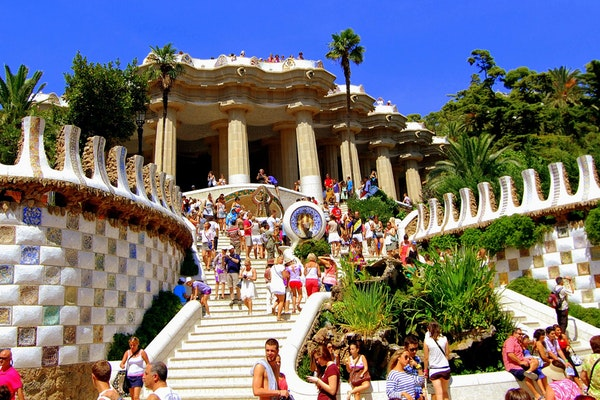 Park Guell Reopens