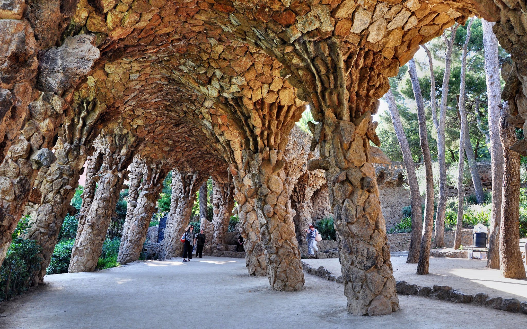 skip the line entry tickets to park guell-2
