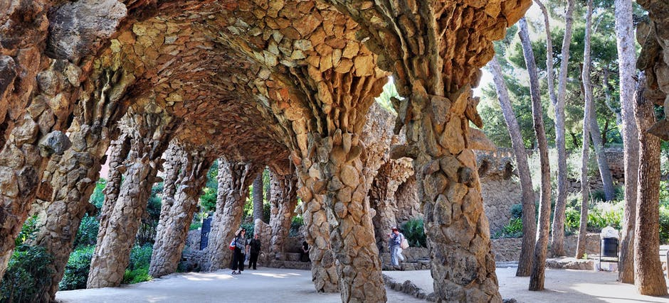 Park Guell Timed Entry Ticket