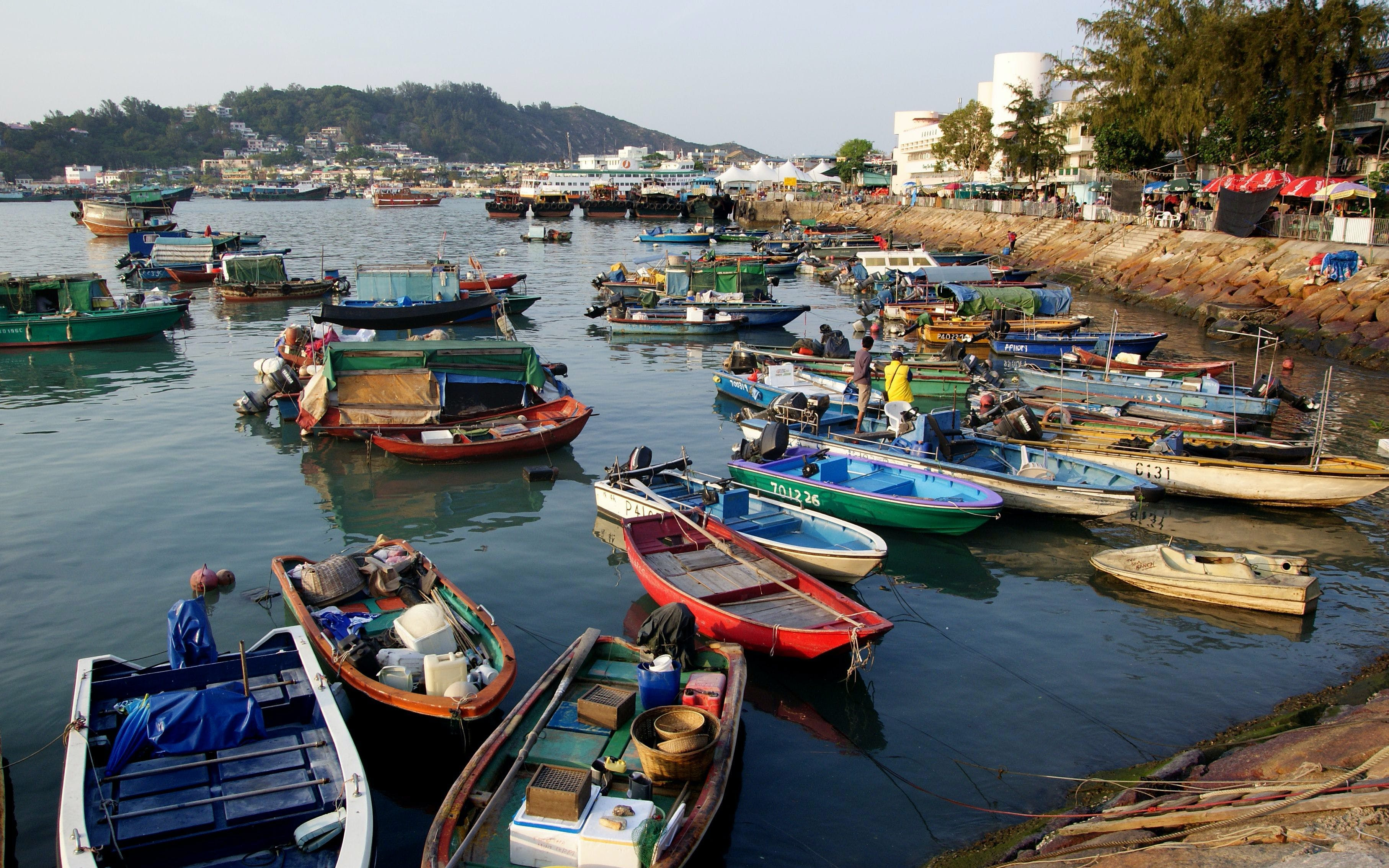 Cheung Chau Island Discovery - With Hotel Pickup