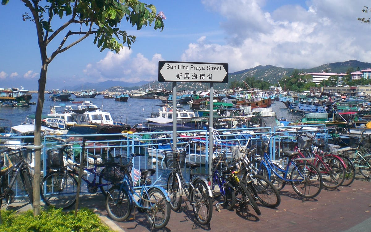 cheung chau island discovery - with hotel pickup-2