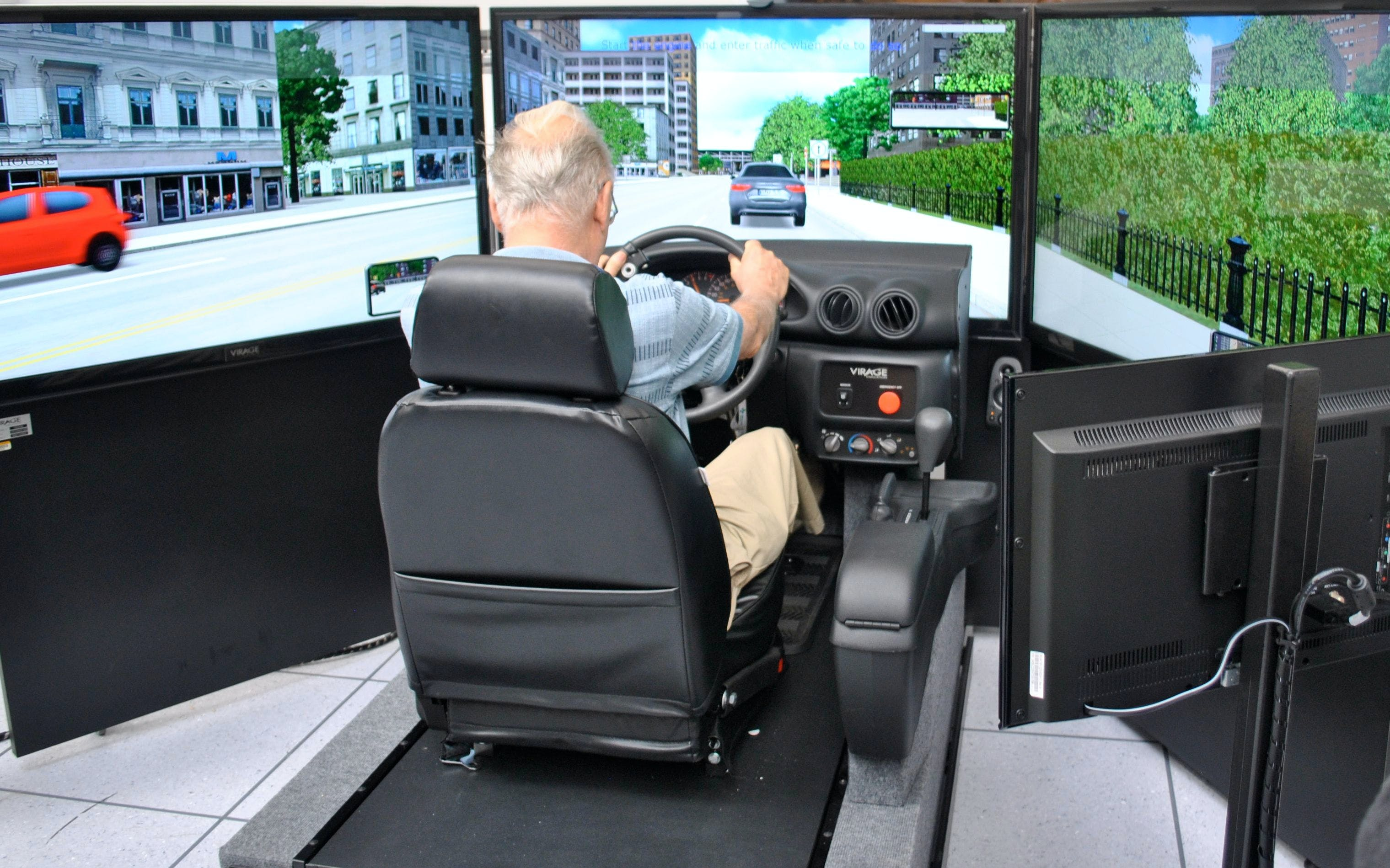 driving simulation-3
