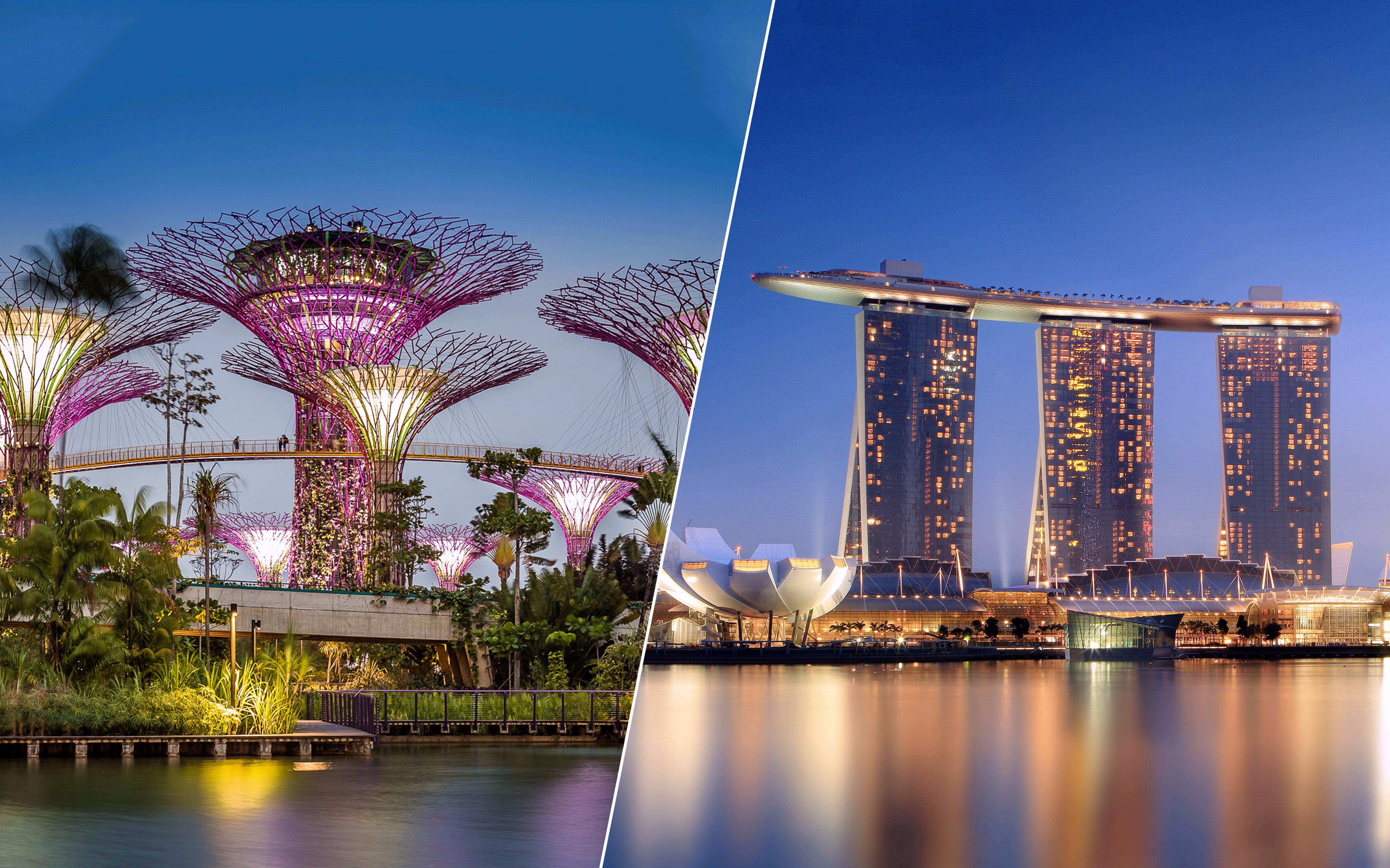 marina bay sands singapore tickets