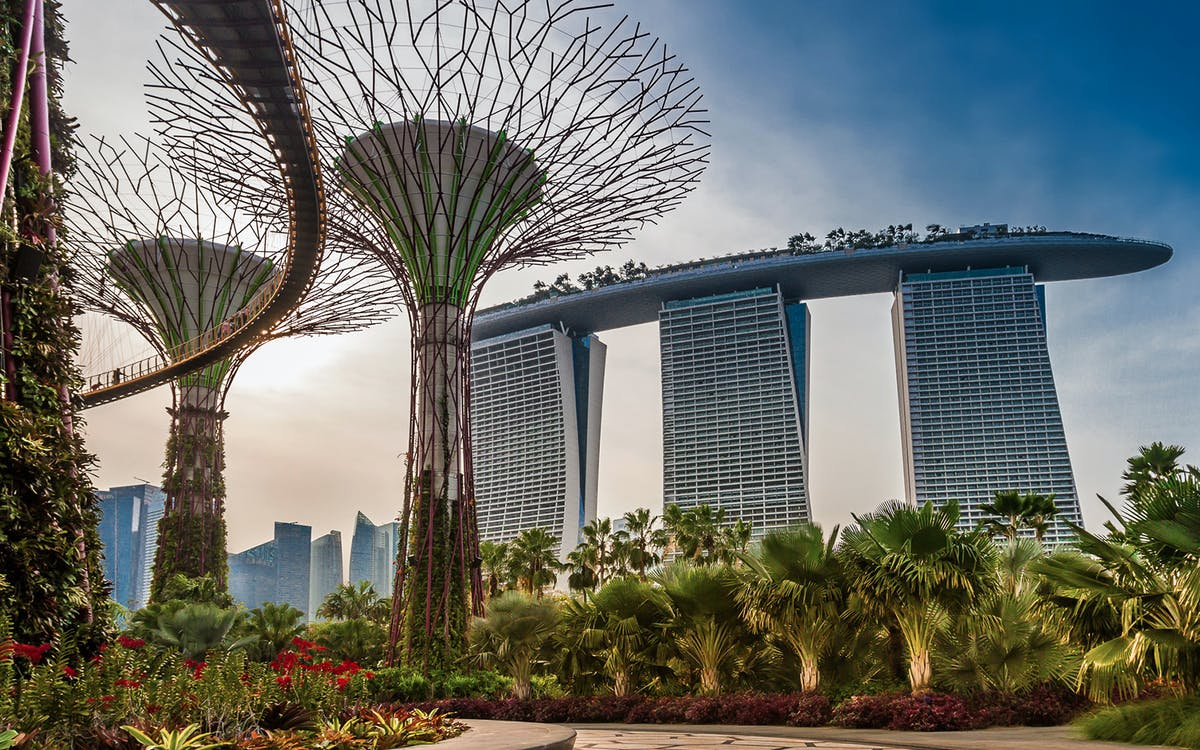 skip the line access to marina bay sands and gardens by the bay with ocbc skyway-1