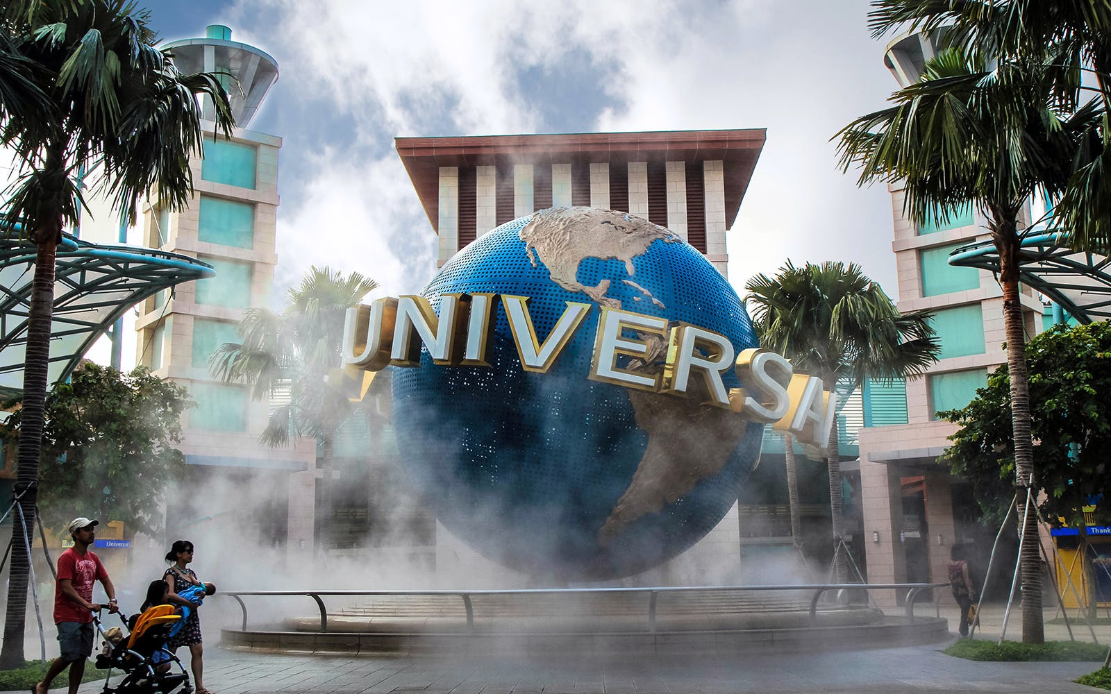 Ultimative Kombination: Universal Studios + Adventure Cove Wasserpark + S.E.A. Aquarium