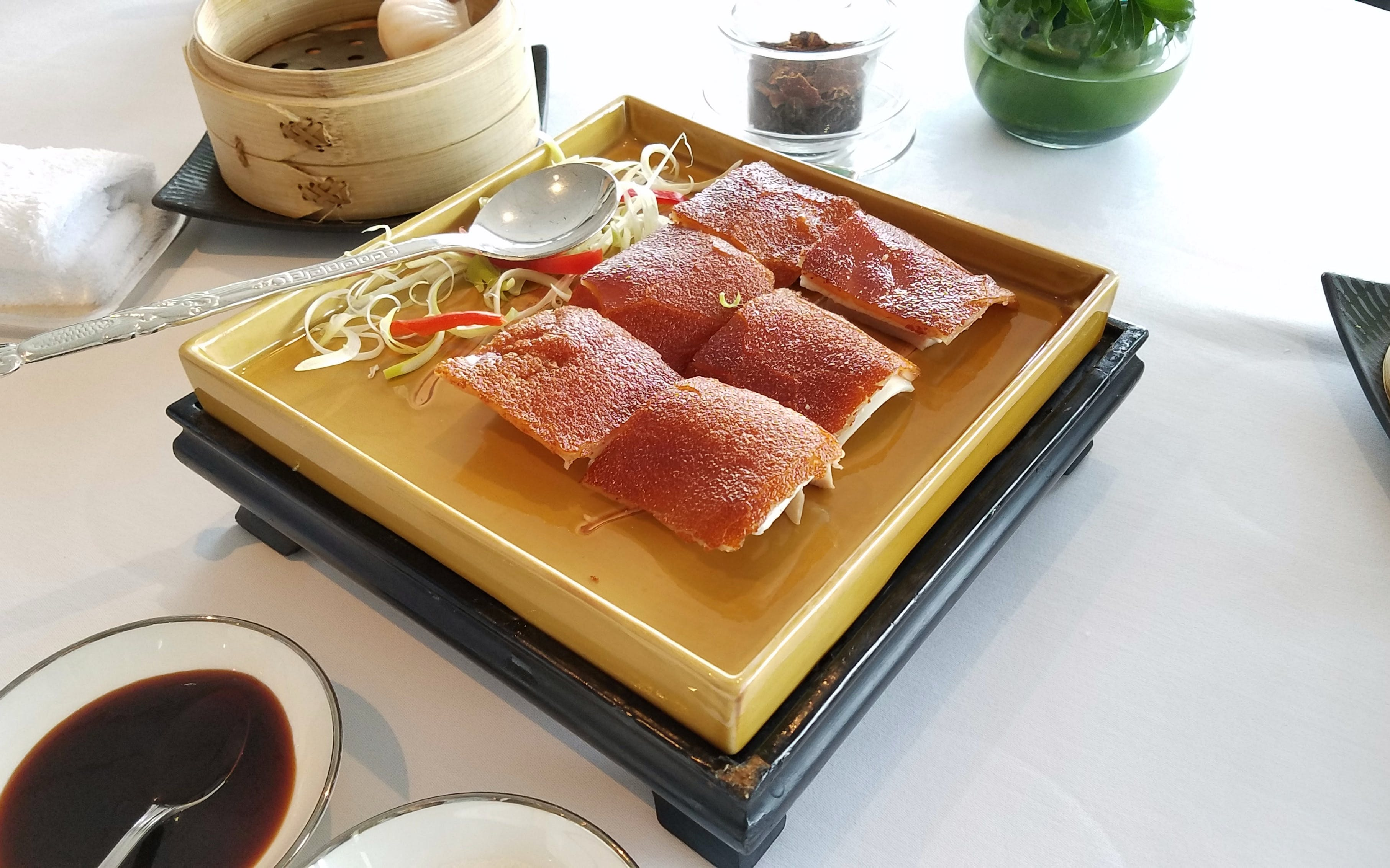 Michelin Guide Cantonese Cuisine at Nanhai No.1