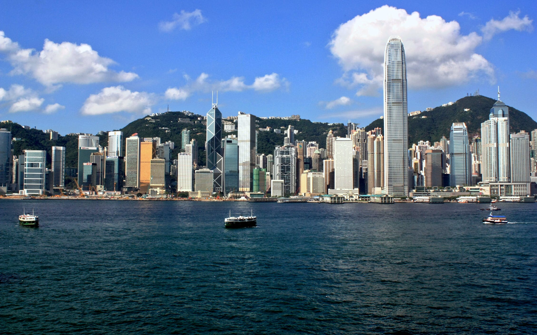half day hong kong island private tour-3