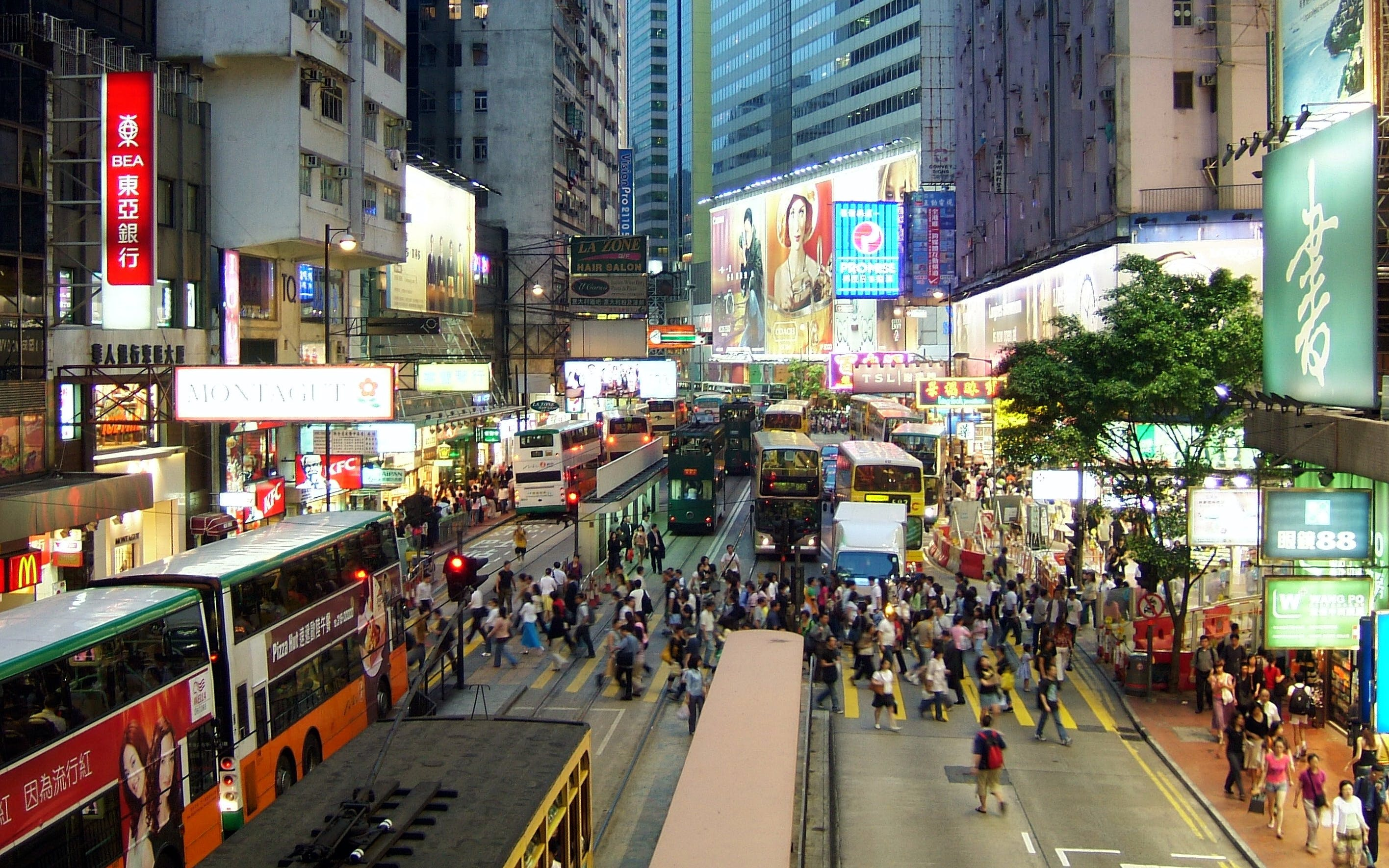 Walk n Shop - Hong Kong Shopper's Trail