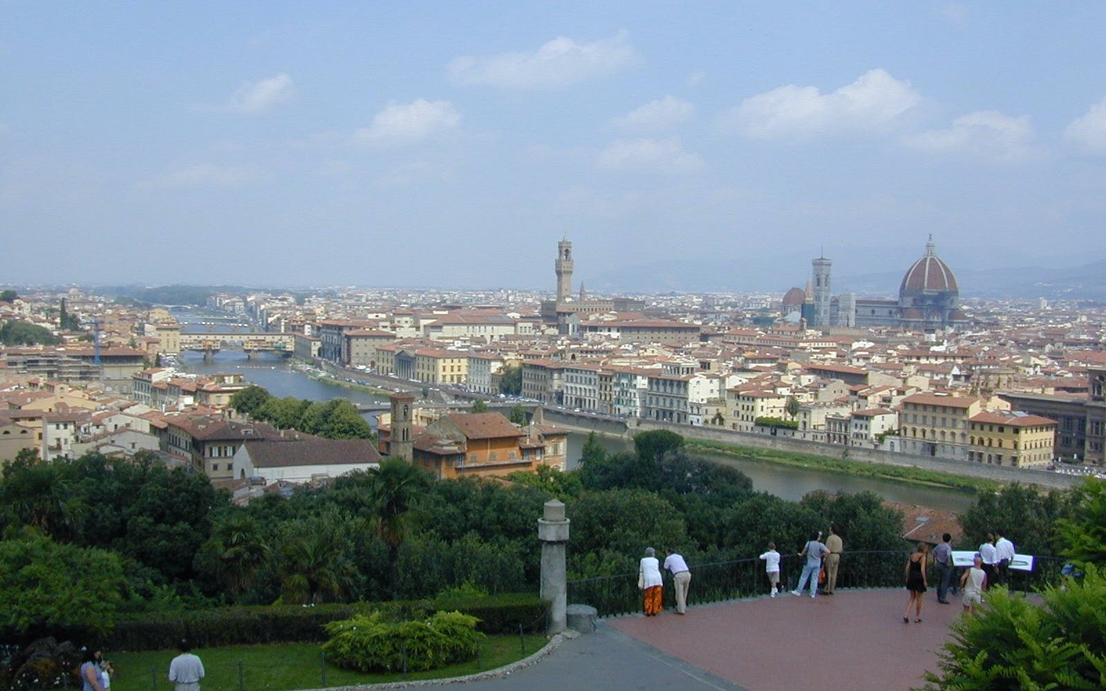 morning guided florence city tour & priority access to accademia gallery -2