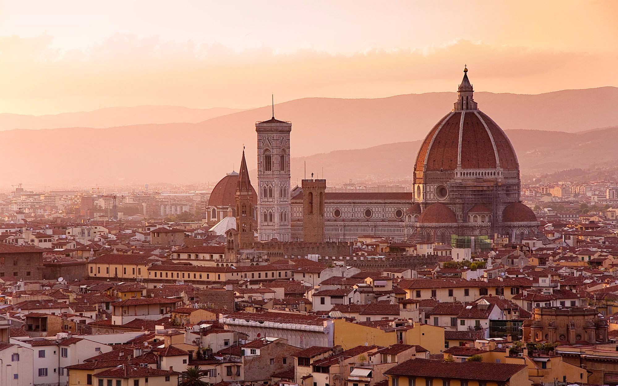 Italian Florence: Uffizi & Accademia Galleries