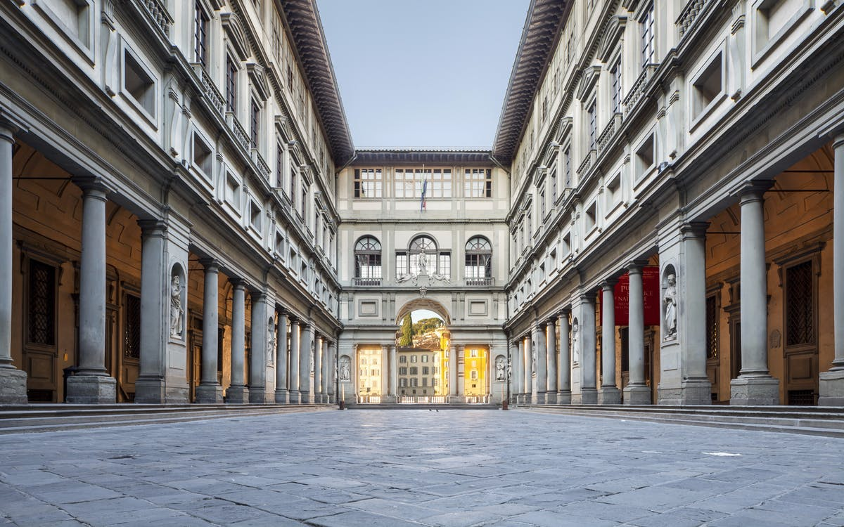 skip the line guided tour to uffizi + accademia galleries-1