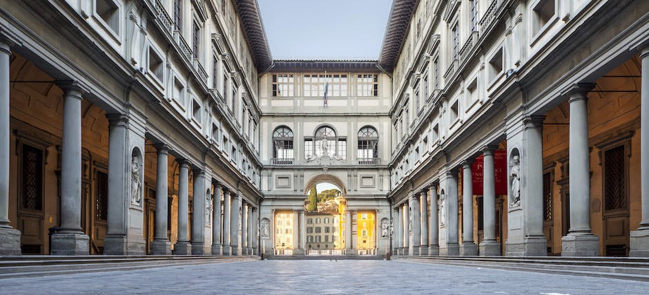 Skip The Line Guided Tour to Uffizi + Accademia Galleries