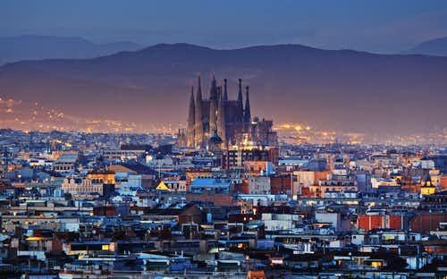 Visit Barcelona Sagrada Familia