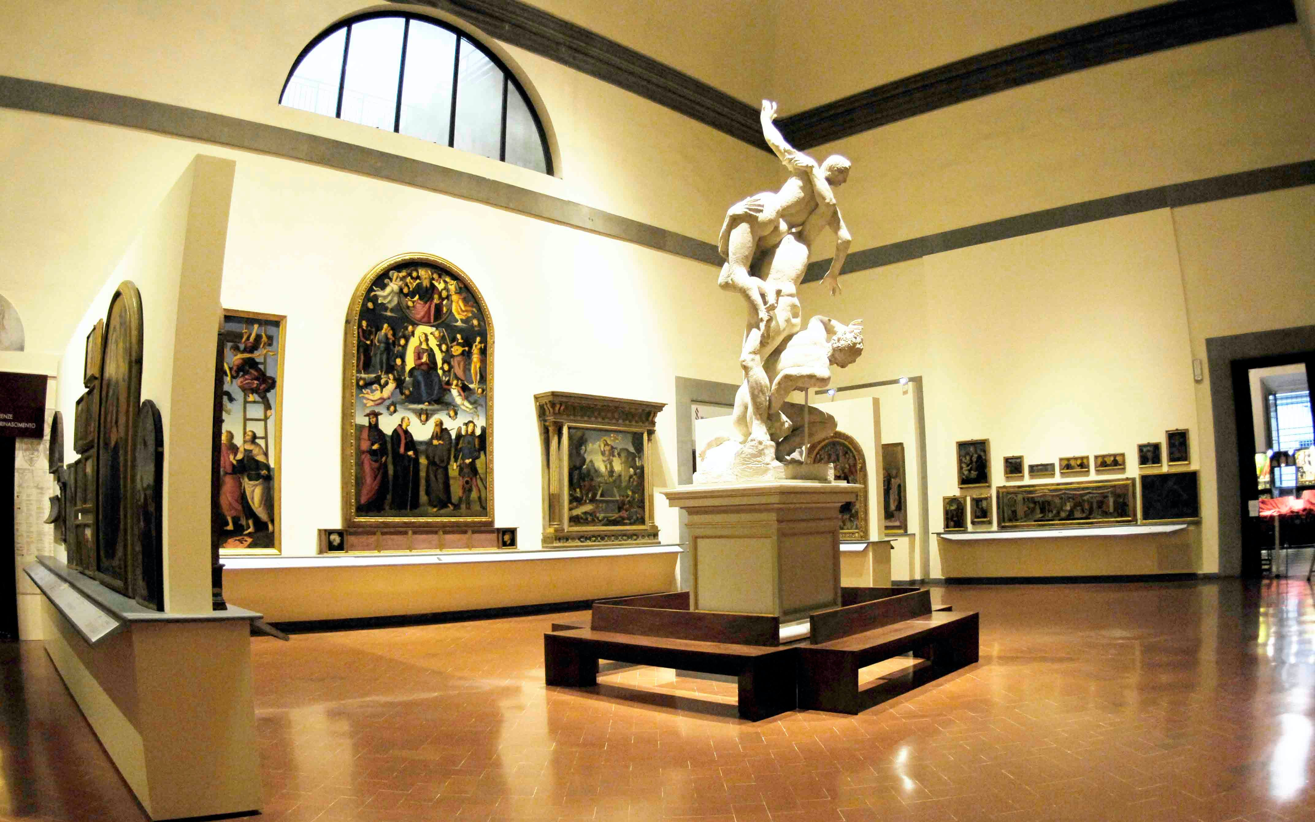 accademia gallery guided tour with skip the line tickets-1