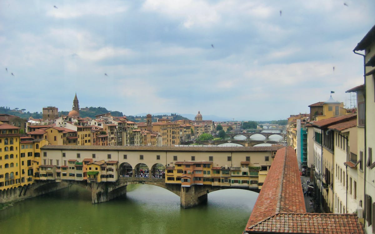 skip the line to uffizi & accademia galleries + florence city tour-3