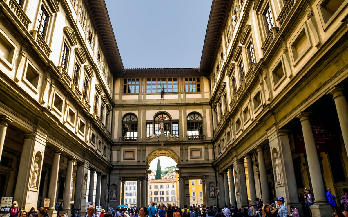 skip the line to uffizi & accademia galleries + florence city tour-2