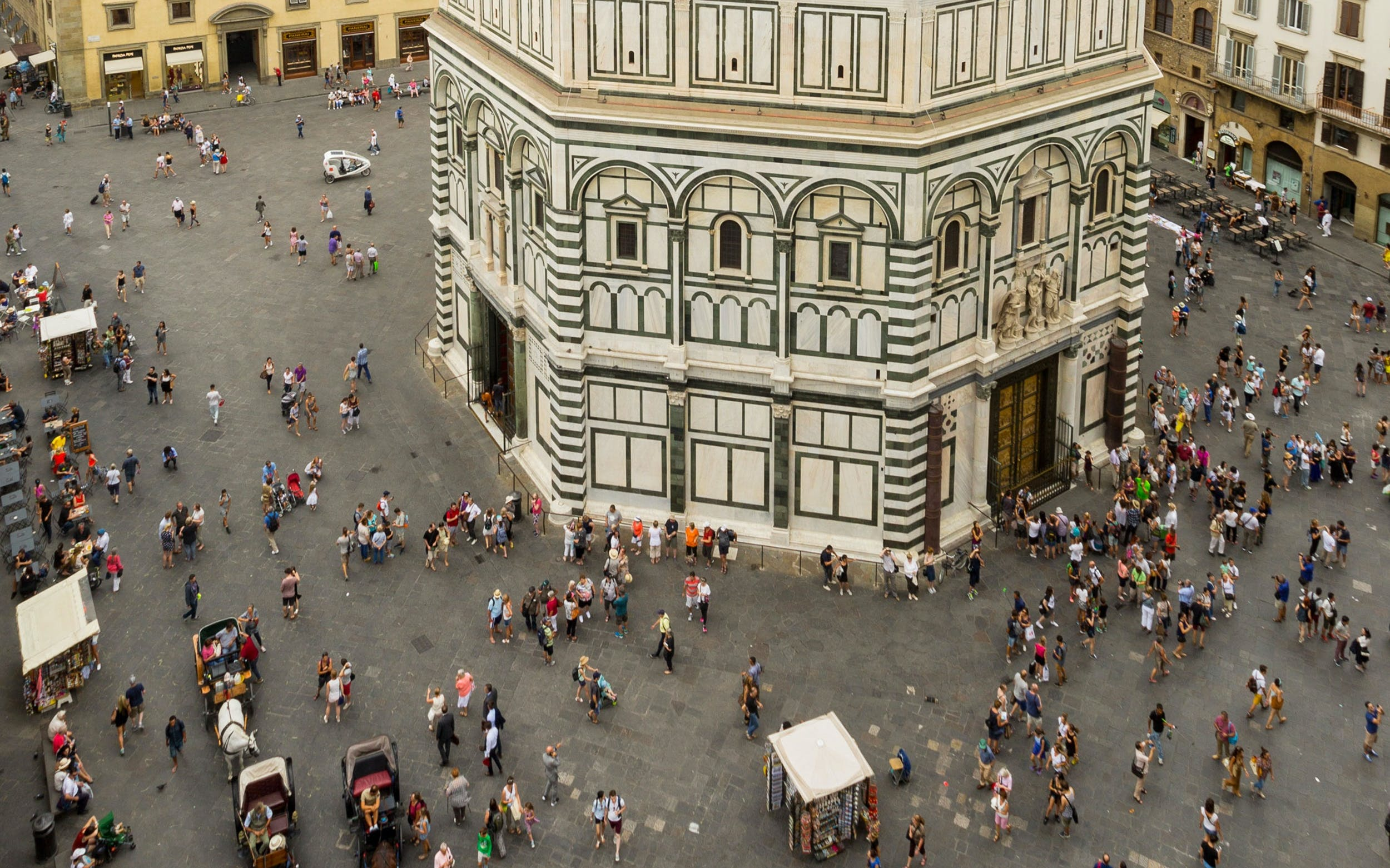 florence city center self-guided walking tour-2