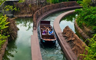 River Safari - 5 day Singapore itinerary