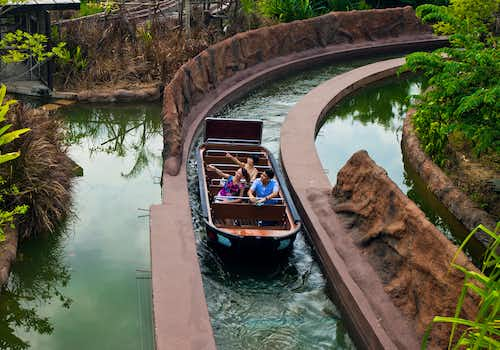 River Safari Singapore: River Safari Tickets with 2 Boat Rides
