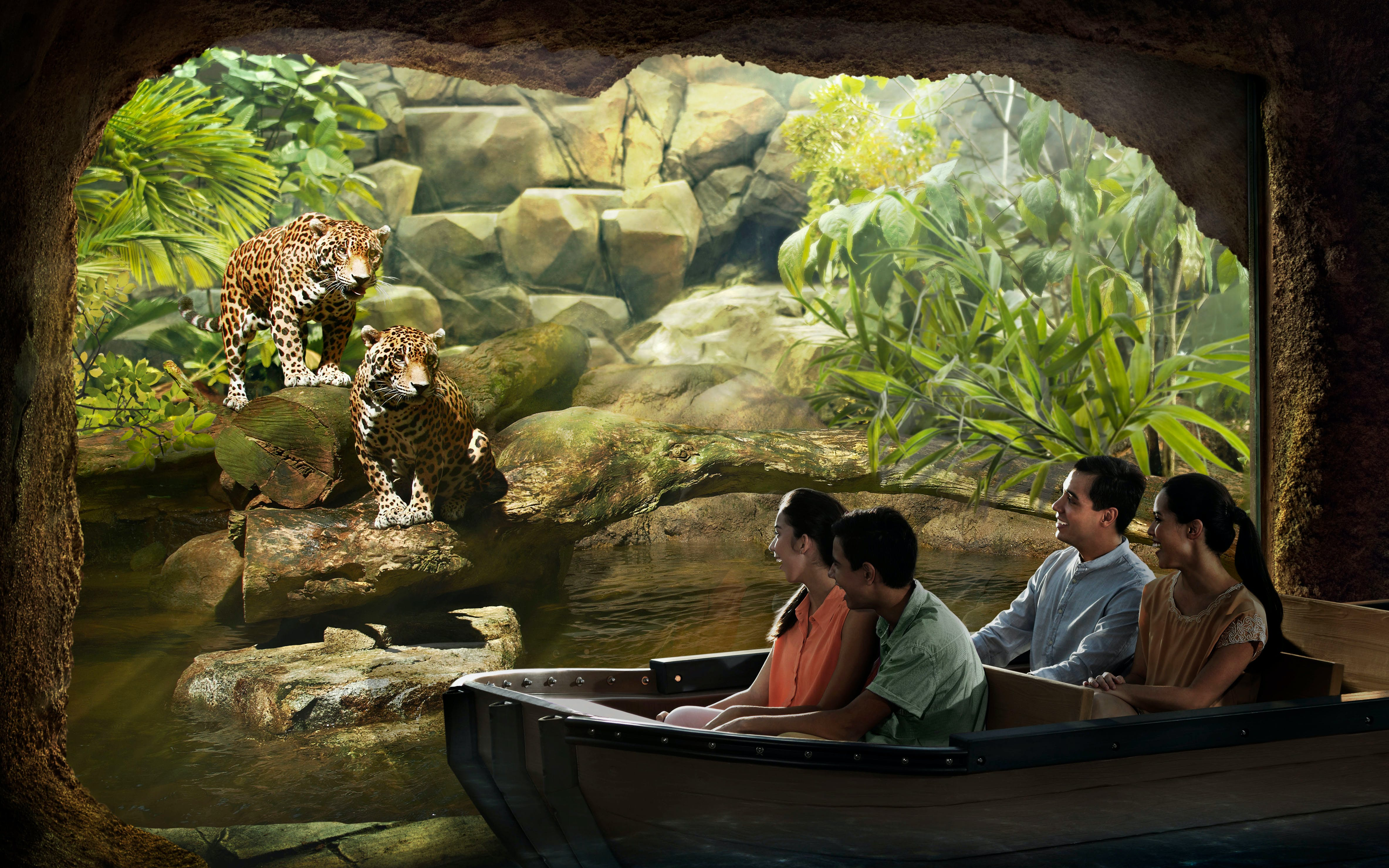 super saver combo: singapore zoo + river safari + night safari-4