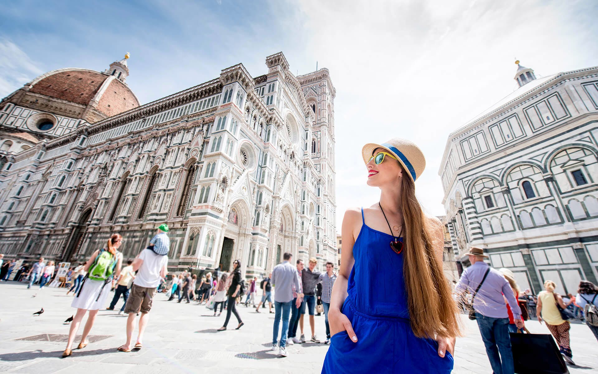 exclusive guided florence city walking tour with immersive art experience-2