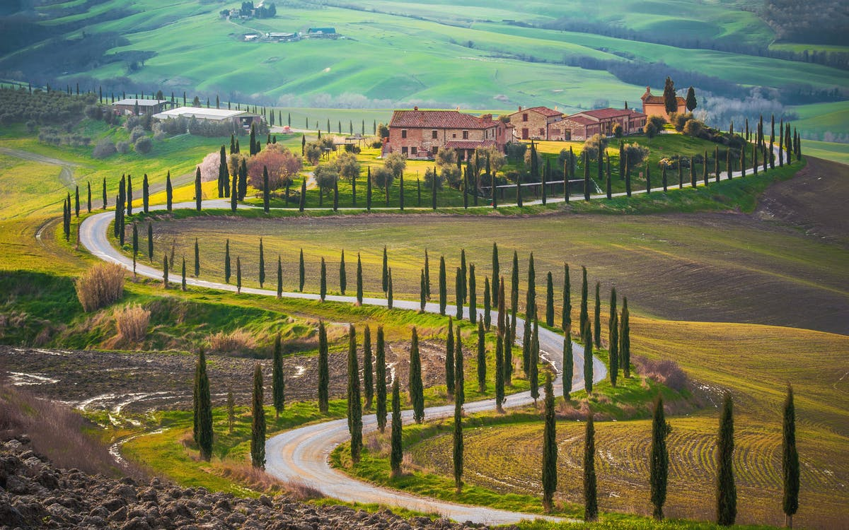 exclusive day tour to tuscany with authentic italian lunch and wine tasting-3